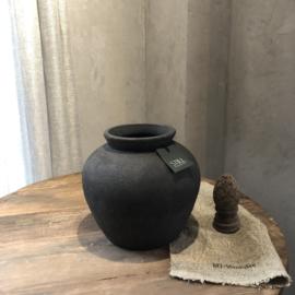 Ronde pot S - Dark Grey - Still Collection