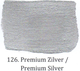 PREMIUM METALLIC ZILVER L'AUTHENTIQUE 1 LITER