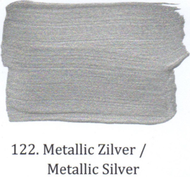 METALLIC ZILVER L'AUTHENTIQUE