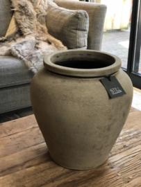 STILL Collection big pot - maat L - Tin