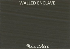 Walled enclave - krijtverf Mia Colore