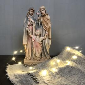 Beeld heilige familie 28 cm