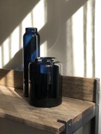 Dutz vaas donkerblauw - rechts