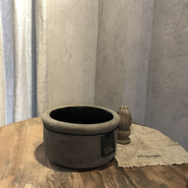 Pot Low M - Tin - Still Collection