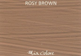 Rosy brown - krijtverf Mia Colore