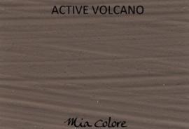 Active volcano - krijtverf Mia Colore