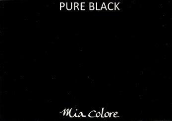 PURE BLACK MIA COLORE KRIJTVERF
