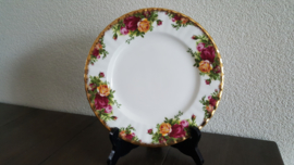 Old Country Roses - Ontbijtbordje ca 20,5 cm