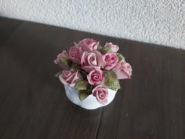Juni - Bloemen Roses 6,5 cm hoog