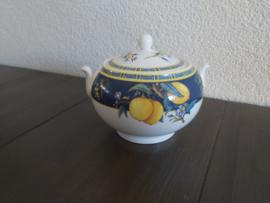 Citrons - Suikerpot laag model (imperfect)