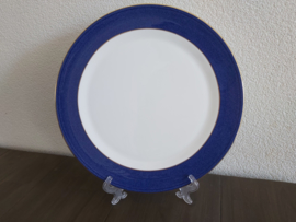 Crown Sapphire - Onderbord of serveerschaal 31 cm.