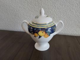 Citrons - Suikerpot hoog model