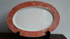 Siena - Ovale schaal 36 x 25 cm