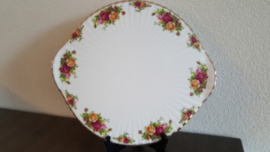 Old Country Roses - Serveerschaal Rond (ribbel) 31 cm
