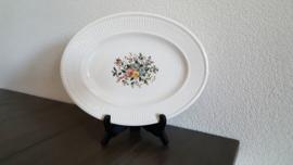 Conway - Ovale platte serveerschaal 29,5 x23 cm