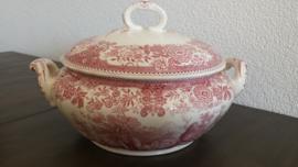 Burgenland - Dekschaal ca 21 cm (rood)