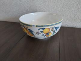 Citrons - Salade/groenteschaal 20 cm