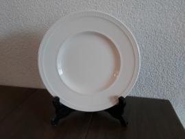 Windsor - Gebaksbordje 18 cm glad met parelrand