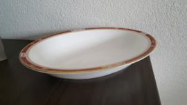 Sandon - Ovale serveerschaal