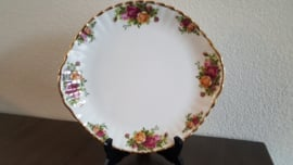 Old Country Roses - Serveerschaal Rond 24,5 cm