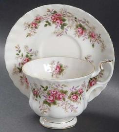 Lavender Rose - Losse schotel voor Dames kop