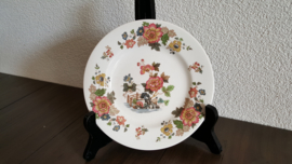 Eastern Flowers - Gebaksbordje ca 17,5 cm