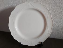 Creamware Guirlande (Garland) - Dinerbord 27 cm