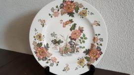 Eastern Flowers - Dinerbord 26 cm