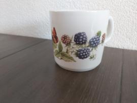 Bosvruchten - Koffiebeker - braam