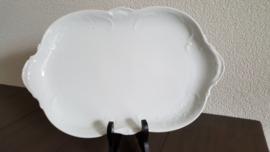 Sanssouci White - Serveerschaal rechthoekig ca 33,5 x 21,5 cm