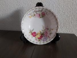 April - Compote / Fruitschaaltje 13,5 cm doorsnede
