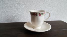 Rosalind - Koffiekopje met schotel