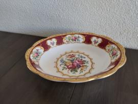 Lady Hamilton - Ovale groenteschaal 23 x 19 cm