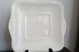 Edme - Vierkante serveerschaal 24 x 24 cm