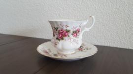 Lavender Rose - Dames kop en schotel