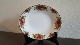 Old Country Roses - Serveerschaal (groenteschaal) ovaal 23 x 19 cm