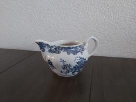 Valeria Blue - Roomkannetje 7 cm hoog