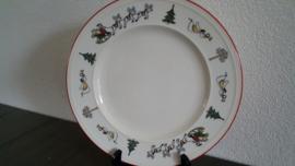 Windsor Christmas - Dinerbord 27,5 cm  *NIEUW*