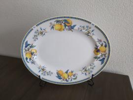 Citrons - Vleesschaal ovaal 35,5 cm