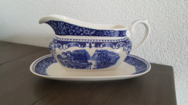 Old England - Sauskom Blauw