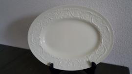 Patrician Creme - Serveerschaal ovaal 30 x 23 cm