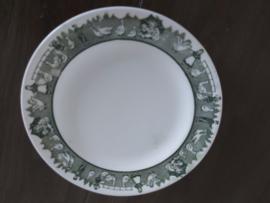 Gans - Dinerbordje 16 cm