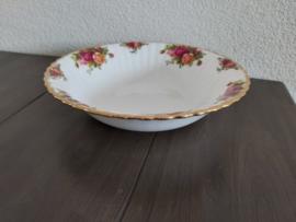 Old Country Roses - Saladeschaal 24 cm doorsnede 5,5 cm hoog