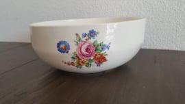 3262/Pioenroos/Perle - Open saladeschaal 21 cm