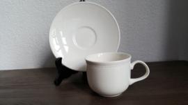 Pearl - Koffie kop en schotel