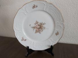 Sanssouci Brown Rose - Dinerbord 25 cm