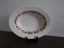 Radcliffe - Open groenteschaal ovaal ca 26,5 x 21 cm