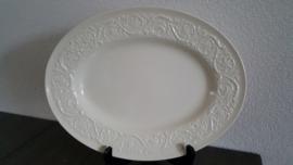 Patrician Creme - Serveerschaal ovaal 35 x 27,5 cm