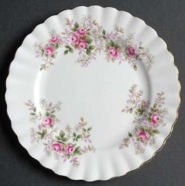 Lavender Rose - Ontbijtbordje 20,5 cm
