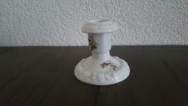 Sanssouci Clasic Rose - Kandelaar klein 6 cm hoog